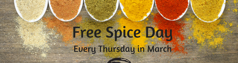 Free Spice Day at The Granary