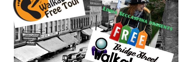 Free Historical Walkabout of Bridge Street with Linda Seccaspina