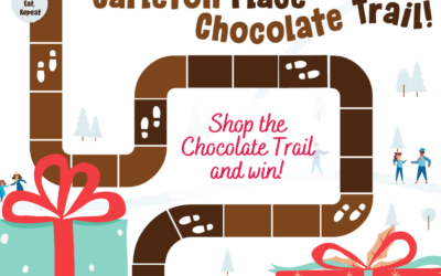 Join us on the Downtown Chocolate Trail