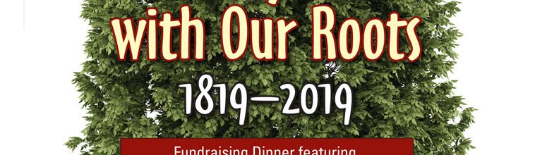 Historical Society Presents Annual Heritage Dinner
