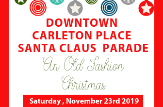 Santa Claus Parade  2019 – An Old Fashion Christmas