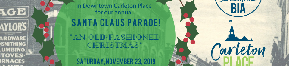 Santa Claus Parade: An Old-Fashion Christmas