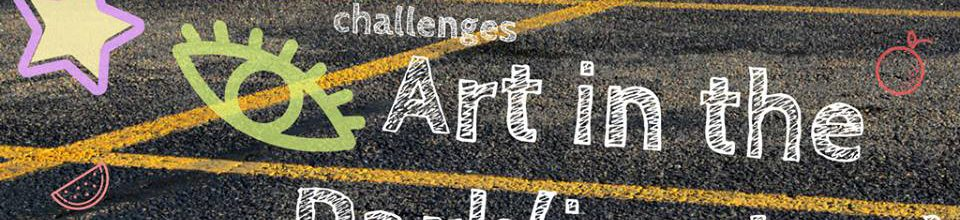 Art in the Park(ing) Lot  Every Friday Night!