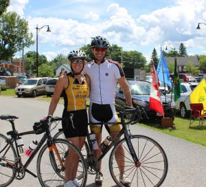 Cycle in Downtown Carleton Place