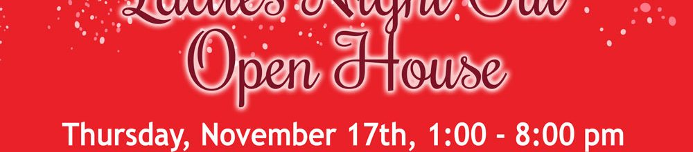 Ladies' Night Out Open House in Downtown Carleton Place