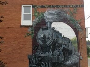 Marvelous Murals in Carleton Place