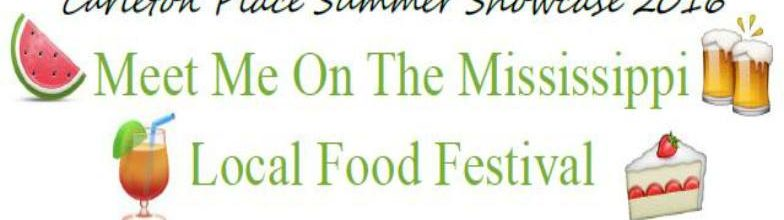 Meet Me on the Mississippi Local Food Festival