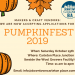 Pumpkinfest 2019 — Vendor Sign up