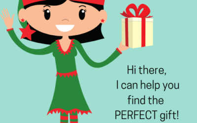 Use our Downtown Elf – Shop & Dine Locally