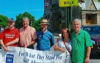 People First of Lanark County Annual Walk-A-Thon